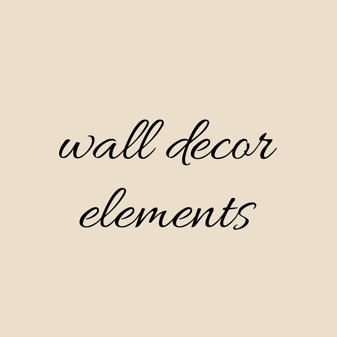@manor_house_decor  explore wall decor elements