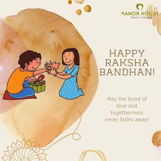 Manor House Decor,  Manorhouse, happyrakhi, happyrakshabandhan, celebrate, festivalofindia, brother, sister, bond, connected, rakhi2021, rakshabandhan2021, decor, gifts, giftingideas, stayconnected
